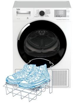 Sušička prádla Beko DH 8644 CSDRX
