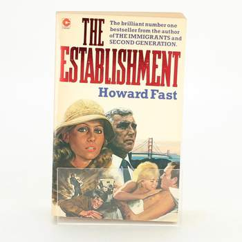 Kniha The establishment Howard Fast