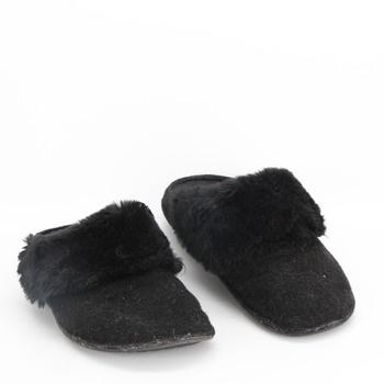 Dámské domácí boty Crocs Classic Luxe Slipper U