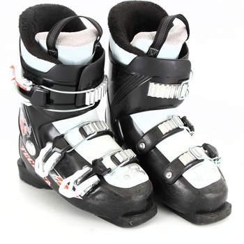Lyžařské boty Tecnica JT 3 černé