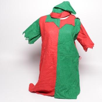 Elfské šaty značky Smiffys