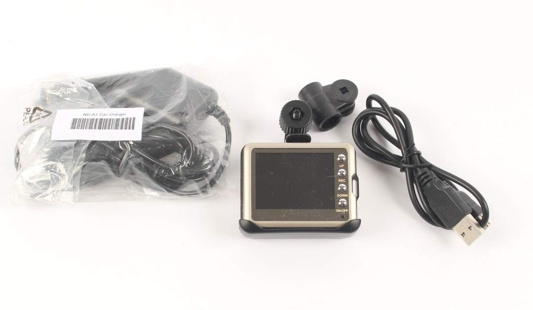 Kamera do auta IconBit, FullHD