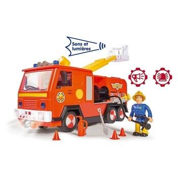 Hasičské auto Smoby Sam Jupiter Truck