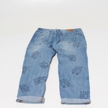 Kalhoty Desigual 19WWDD12505324 vel.30