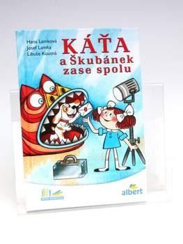Dětská knížka Káťa a Škubánek zase spolu