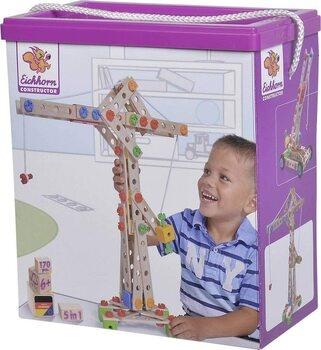 Dětská stavebnice Eichhorn Constructor