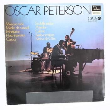 Gramofonová deska Oscar Peterson