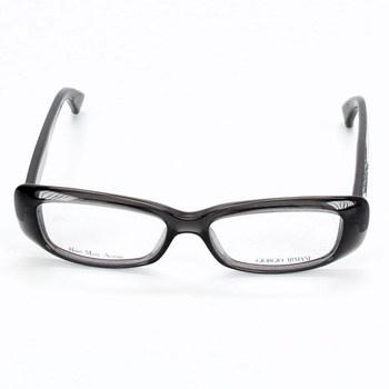 Dioptrické brýle Giorgio Armani Havana Mate
