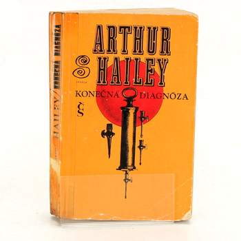 Kniha Konečná diagnóza Arthur Hailey