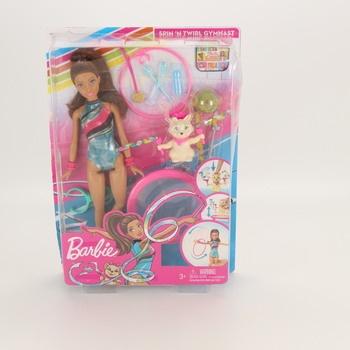 Barbie Mattel GHK24 gymnastka