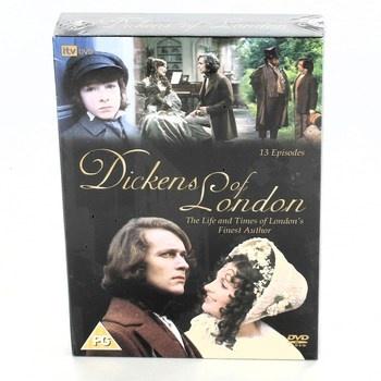 Seriál na DVD Dickens of London