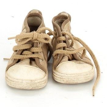 Dětské boty plátěnky kotníkové Adidas