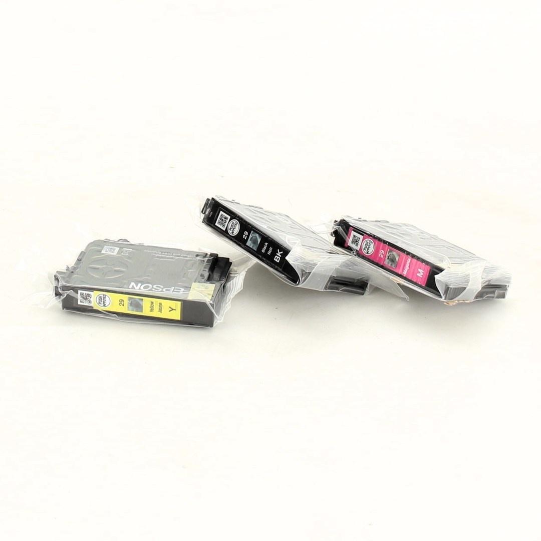 Inkoustové cartrige Epson