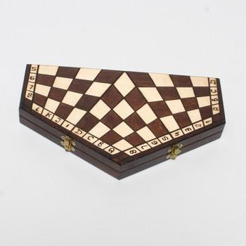 Šachová sada Lords of Chess pro 3 osoby
