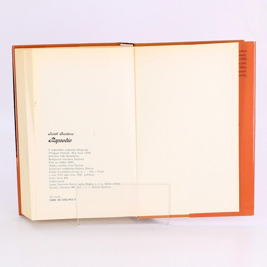 Kniha Judith Gouldová: Rapsodie