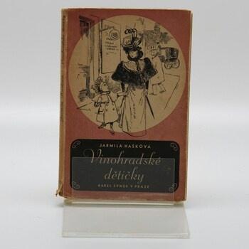 Jarmila Hašková: Vinohradské dětičky