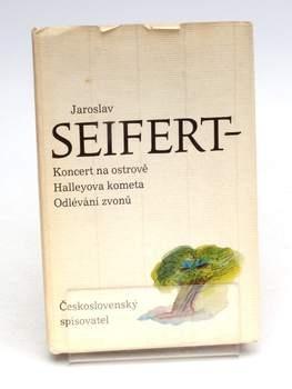 Kniha Jaroslav Seifert: Koncert na ostrově