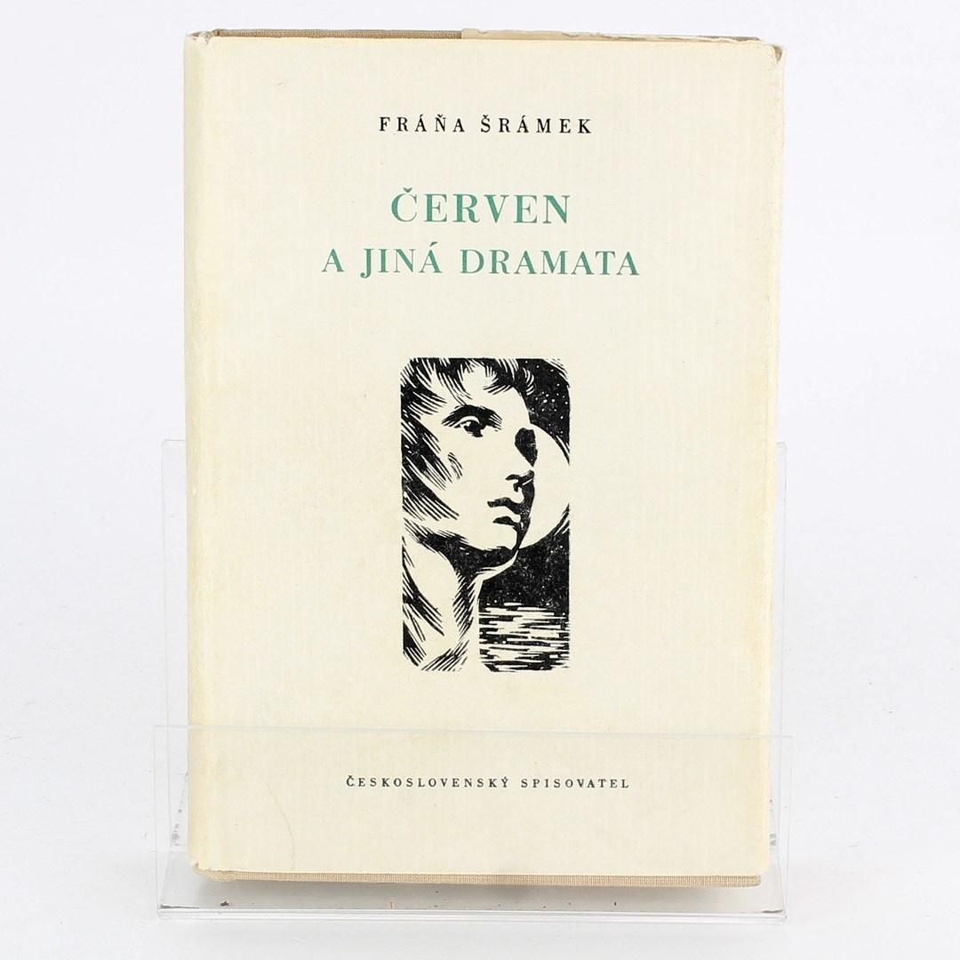 Kniha Červen a jiná dramata