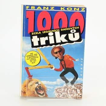 Ekonomická lit. 1000 zcela leg. daň. triků