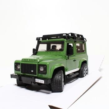 Terénní auto Bruder Land Rover 02590