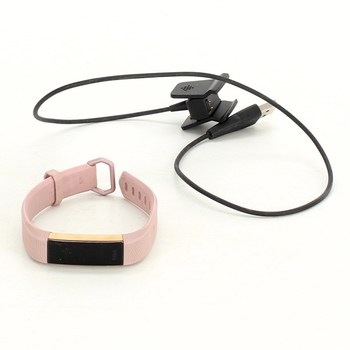 Fitness náramek Fitbit Alta HR Rose Gold