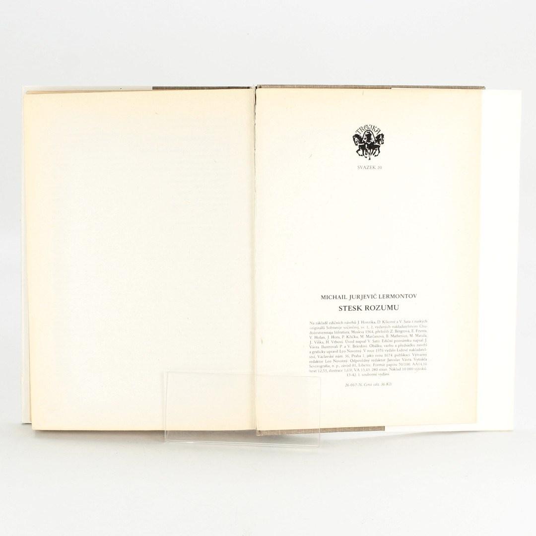 Michail Jurjevič Lermontov: Stesk rozumu