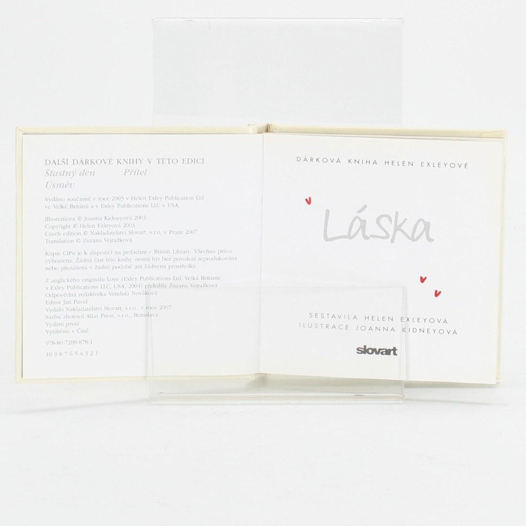 Kniha citátů Láska