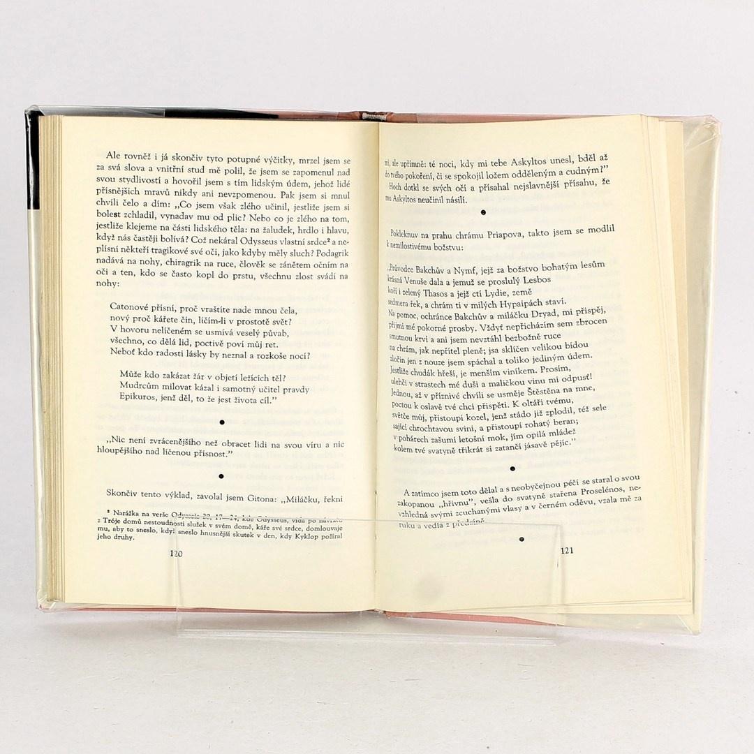 Kniha Petronius: Satyrikon