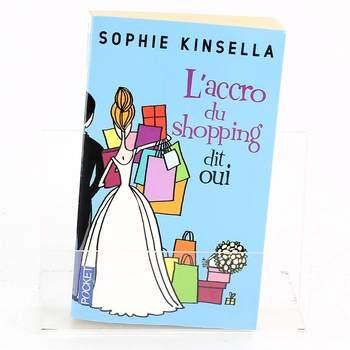 Kniha L´accro du shopping dit oui