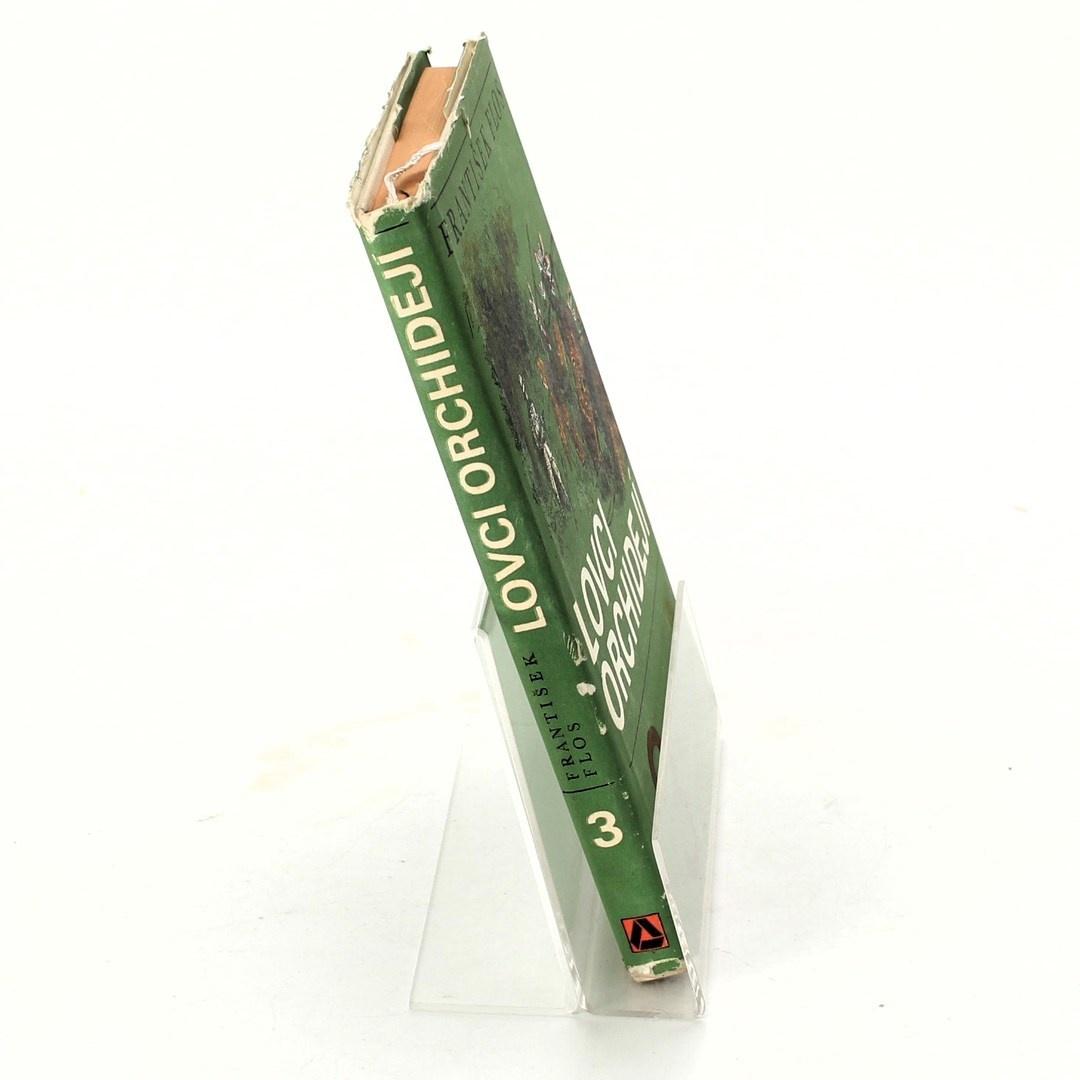 Dětská knížka Lovci orchidejí - 3. díl