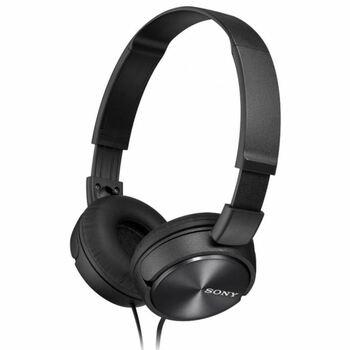 Náhlavní sluchátka Sony MDR-ZX310 černá