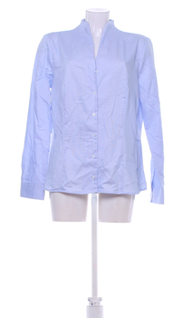 Dámská bavlněná košile Esmara modrá