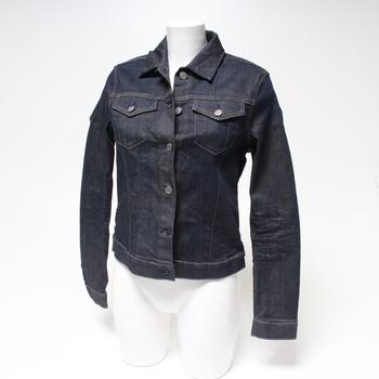 Dámská džínová bunda Replay modrá vel. L