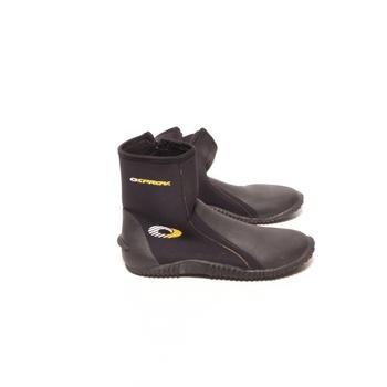 Neoprénové boty Osprey WS0445 černošedé 26cm