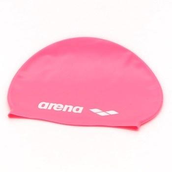 Plavecká čepice Arena růžová