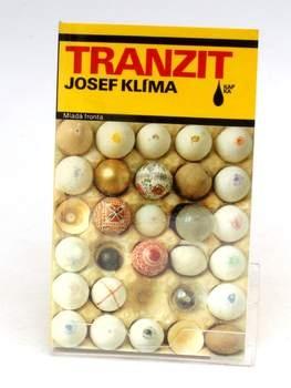 Kniha Josef Klíma: Tranzit