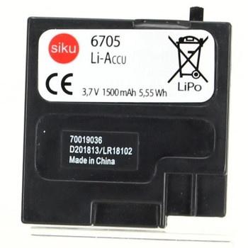 Baterie poháněcí Siku Control 6705 pro RC