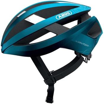 Cyklistická přilba Abus Viantor modrá