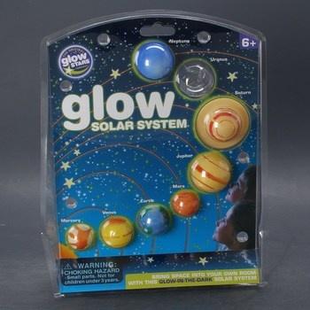 Sluneční soustava Brainstorm Toys Glow