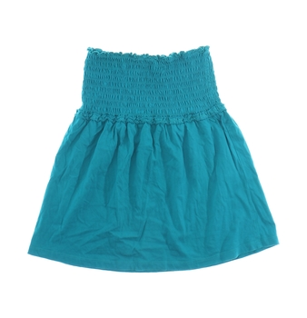 Dětská sukně Esmara tyrkysová na gumu