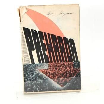 Kniha Marie Majerová: Přehrada