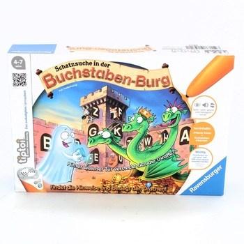 Hra Ravensburger Buchstaben Burg