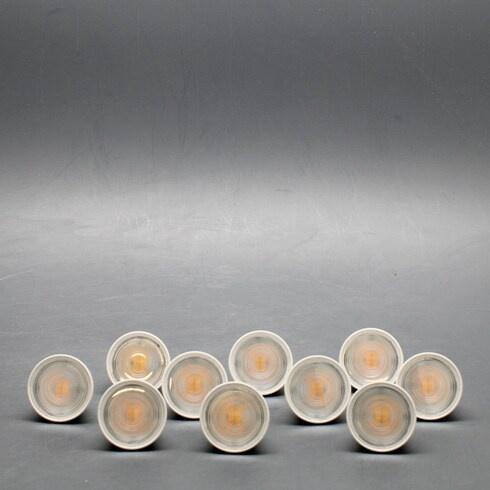 Žárovka AmazonBasics 929001210916 10 kusů