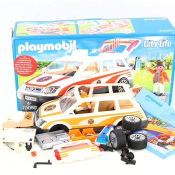 Stavebnice Playmobil City Life 70050