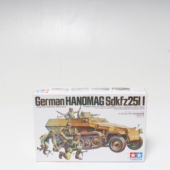 Model tanku Tamiya 35020 SDKFZ 251/1