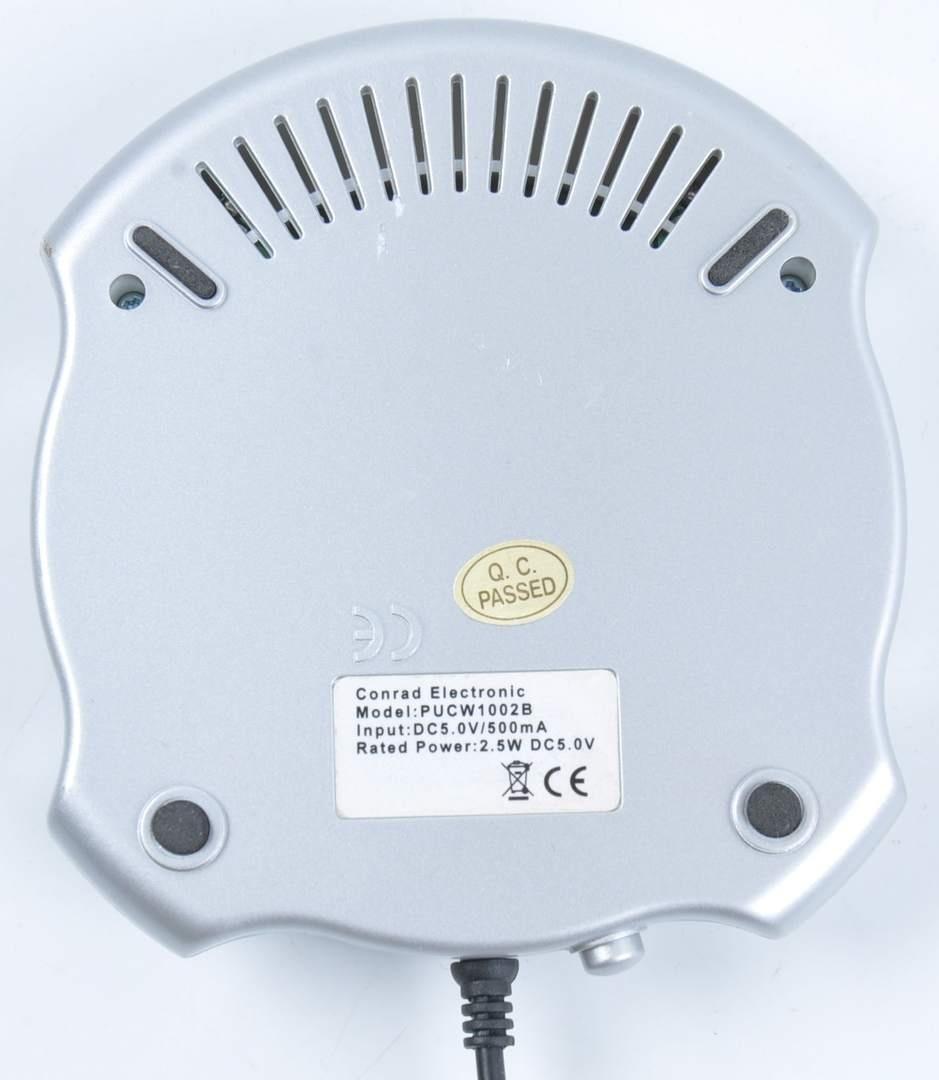 Ohřívací destička Conrad PUCW1002B