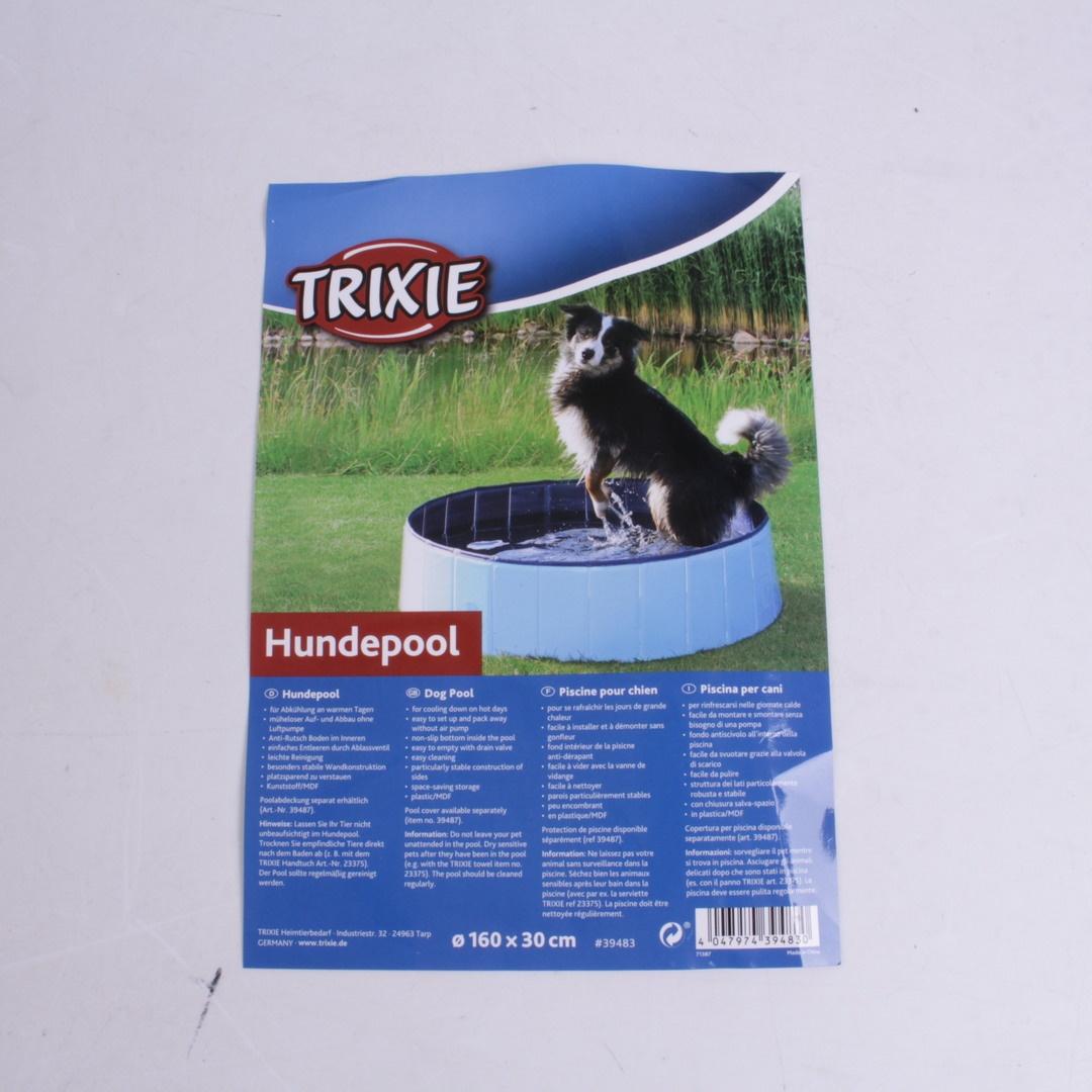 Bazén pro psy Trixie modrý