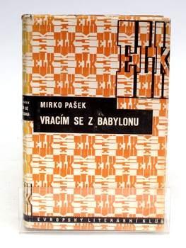 Kniha Mirko Pašek: Vracím se z Babylonu