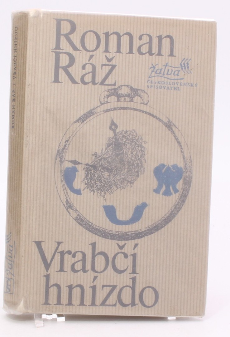 Kniha R. Ráž: Vrabčí hnízdo