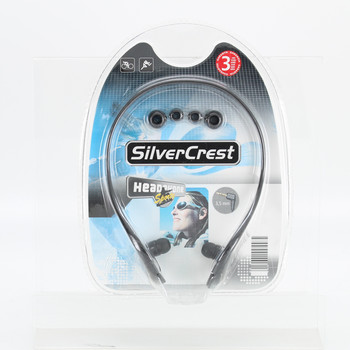 Náhlavní sluchátka SilverCrest Sporty